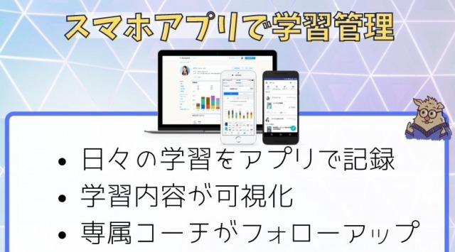 イングリードの学習アプリ